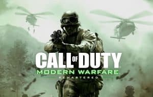 New release of Modern Warfare Remastered