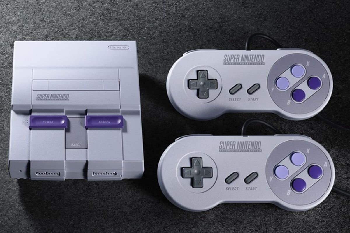 a picture of the ones classic console