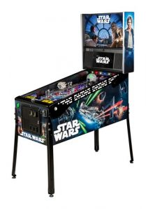 My New Stern Star Wars Limited Edition Pinball