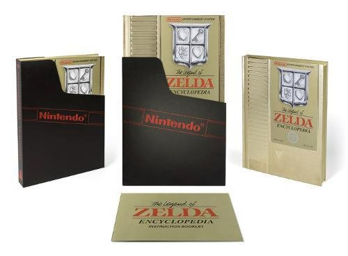 a picture of the legend of zelda encyclopedia