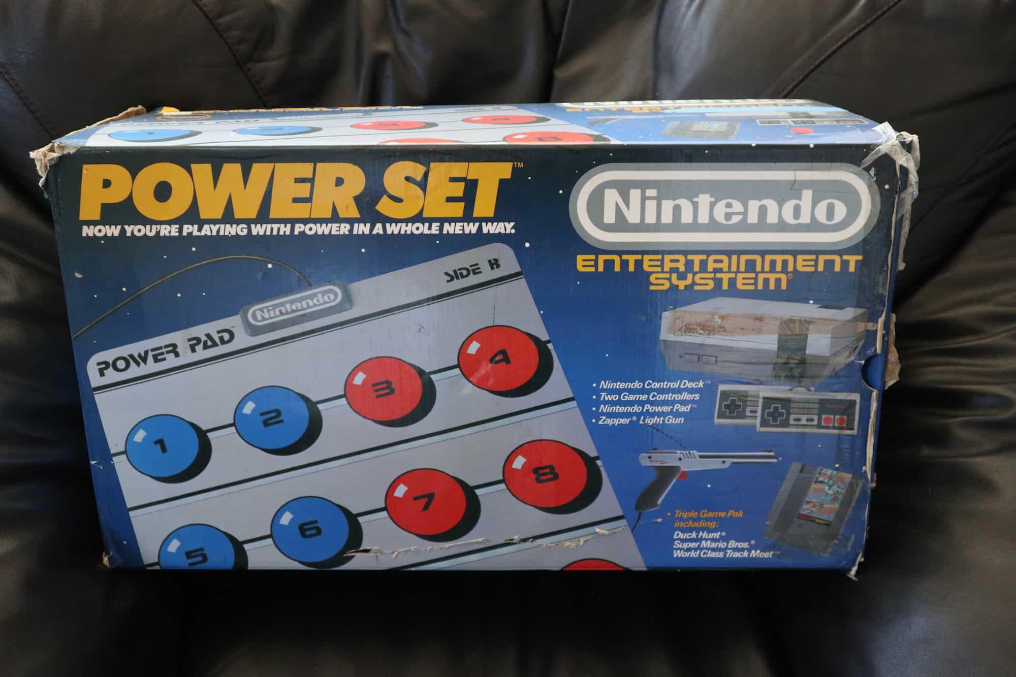 NES Power Set Console
