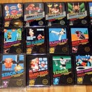 NES black box games