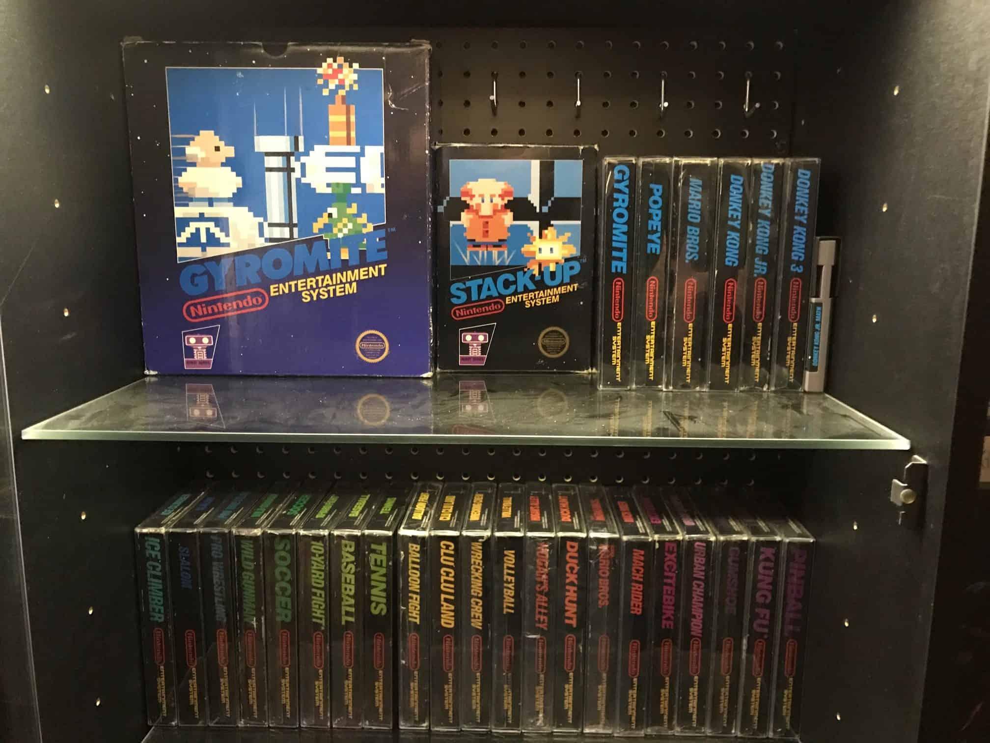 Nintendo Black Box Games
