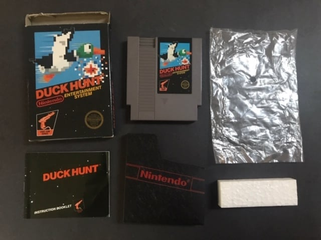 Duck Hunt CIB